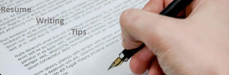 Tip dan Cara Menulis Resume Permohonan Kerja 2020